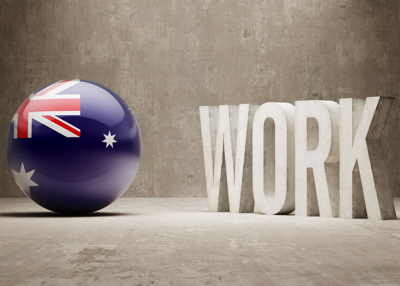 work in australia after studies